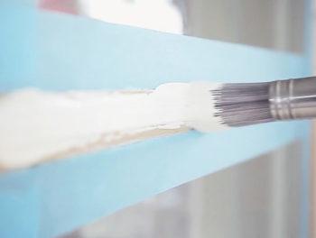 Maskera och måla fönster
