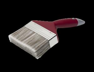 Elite Vinklad Rödfärgspensel 120 mm
