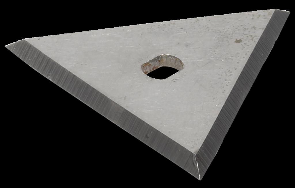 Extraskär till trekantsskrapa 60 mm