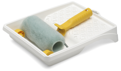 Basic Rollerset Medelfina Underlag 18 cm