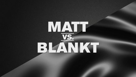 Matt eller blank finish