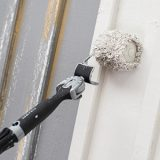 Platinum rollerset för grova underlag måla hus