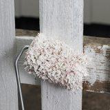 Måla staket platinum roller för grova underlag