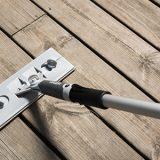 Slipverktyg förlängningsskaft slipa altan