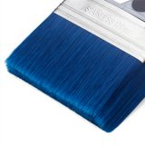 blå borst vinklad fasadpensel max stroke