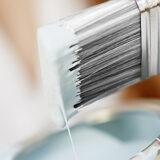 Platinum lackpensel med färg