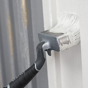 Platinum vinklad fasadpensel måla hus