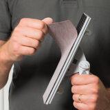 Slipverktyg kardborre slippapper