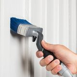 måla fasad vinklad fasadpensel max stroke grepp